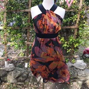The Limited silk dress